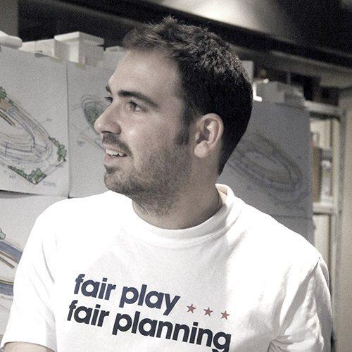 Architect Arquitecto: Javier Hernandez