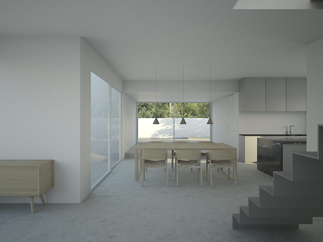 casa de los almendros es un proyecto de rehabilitación realizado por hōmu living desing arquitectos, un estudio de arquitectura y diseño situado en Castellón, España.