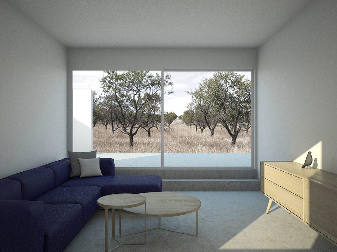 homu-arquitectura-castellón-casa_de_los_almendros-03-salón-terraza-almendros-minimalista-blanco
