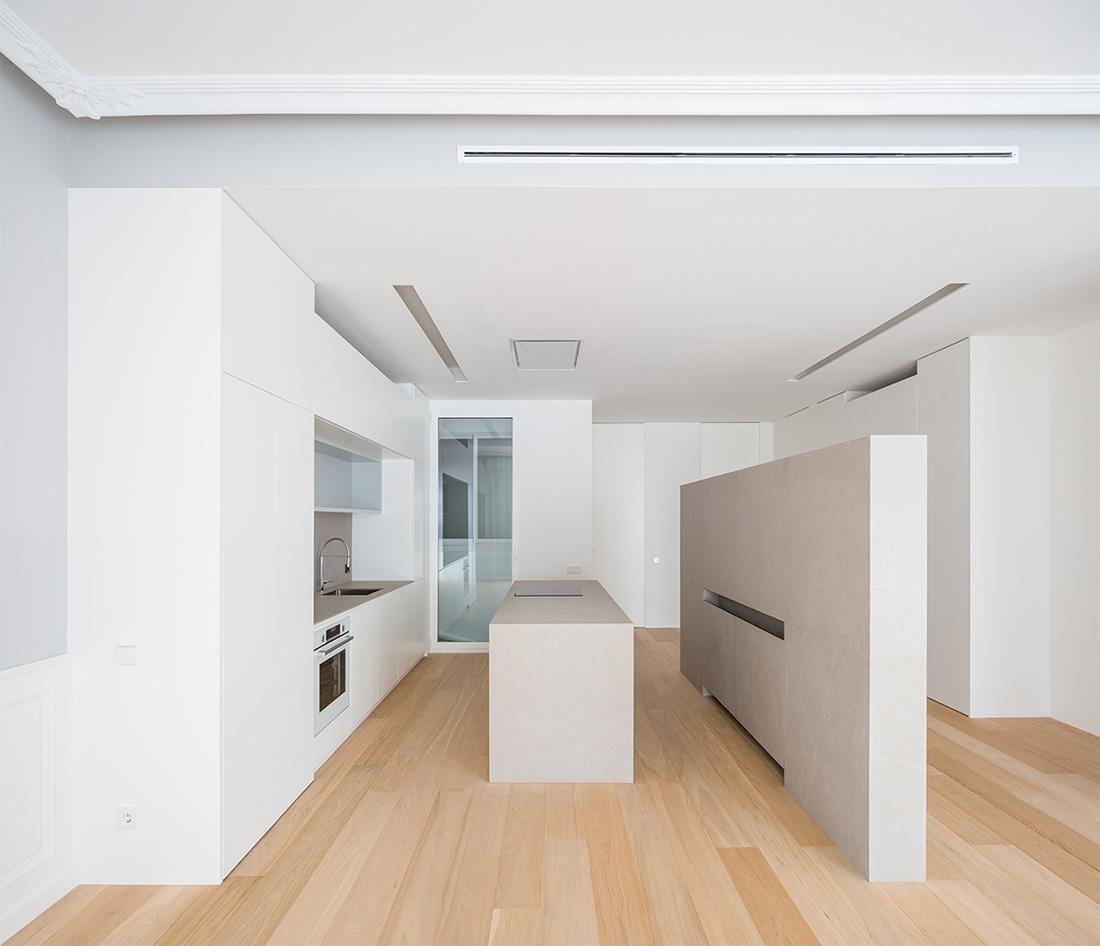homu arquitectos vivienda para un escultor reforma vivienda