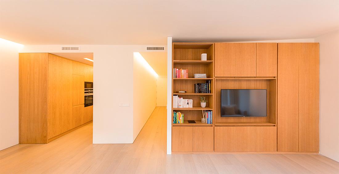homu arquitectos vivienda para un soltero proyecto reforma de vivienda