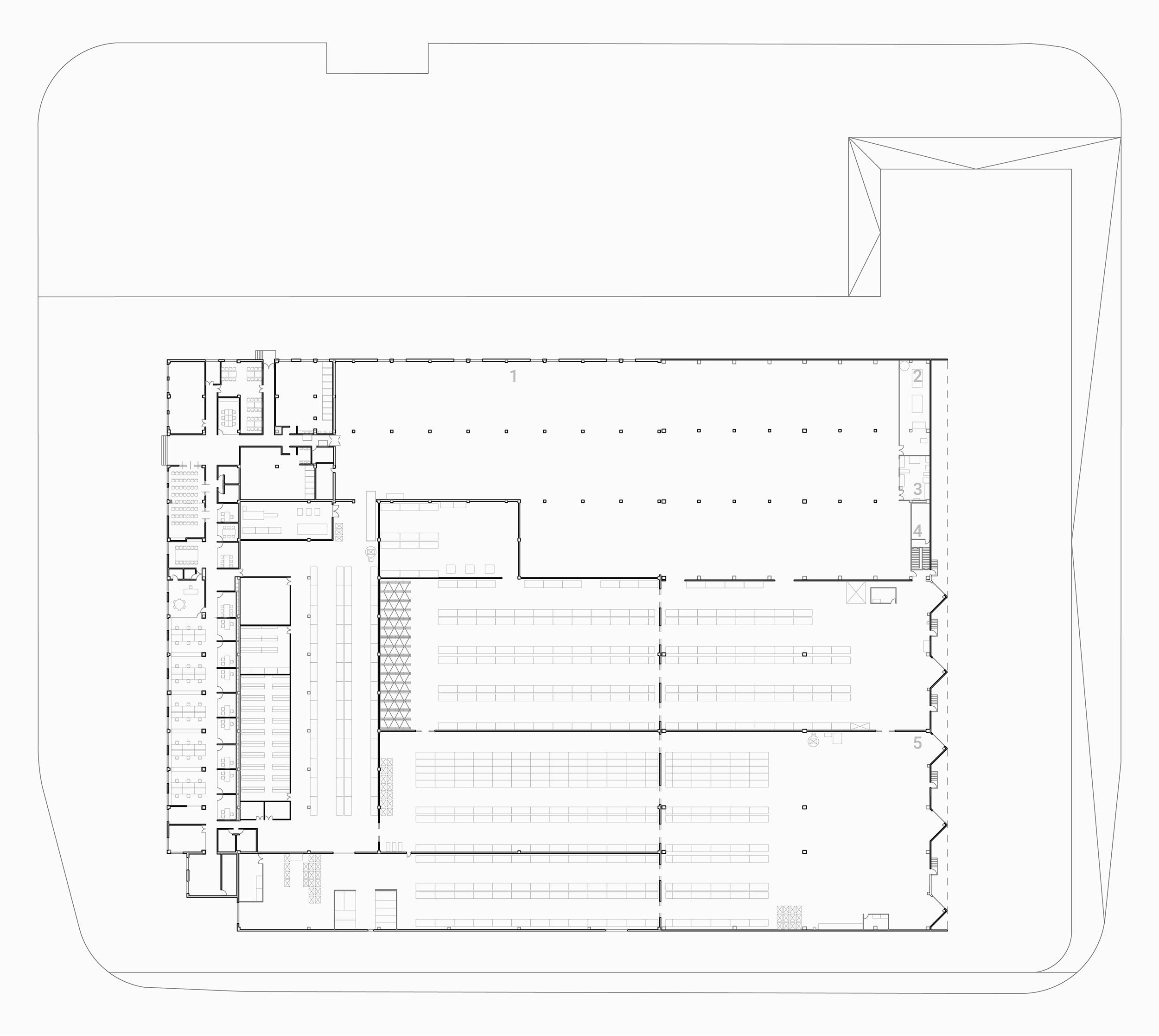 homu arquitectos pompadour iberica sa proyecto obra nueva