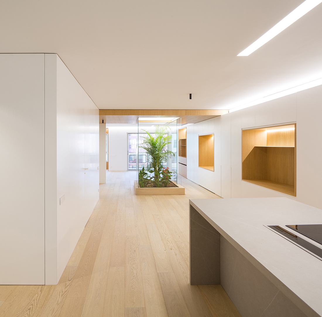 homu arquitectos casa los pinazo proyecto de reforma de vivienda