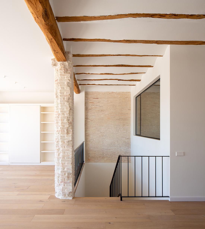 homu arquitectos casa de los abuelos proyecto reforma de vivienda